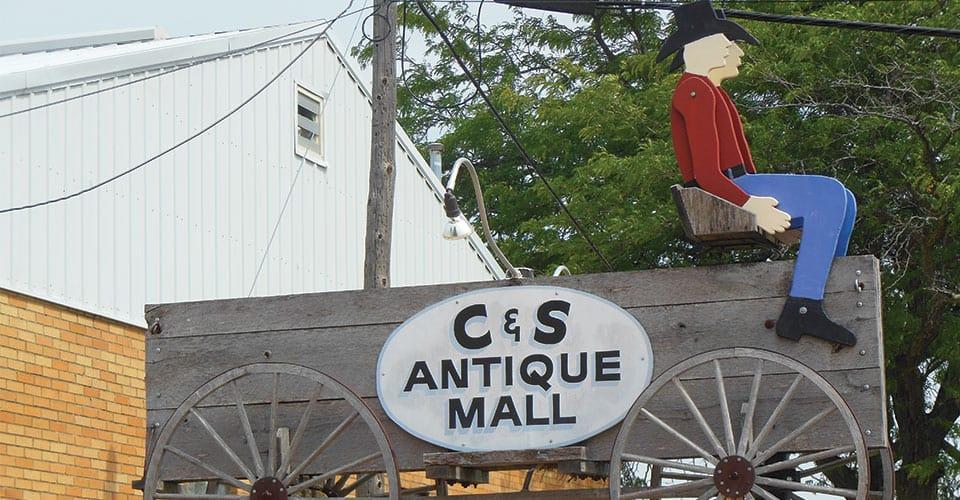 C & S Antique Mall